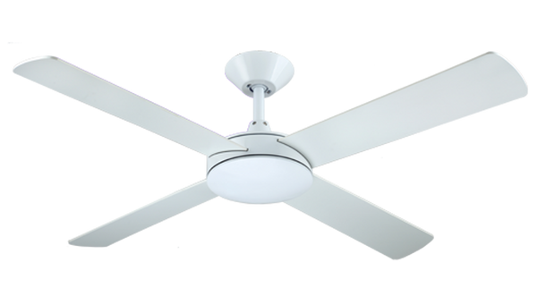 Intercept 52 Ceiling Fan White - Lighting Superstore