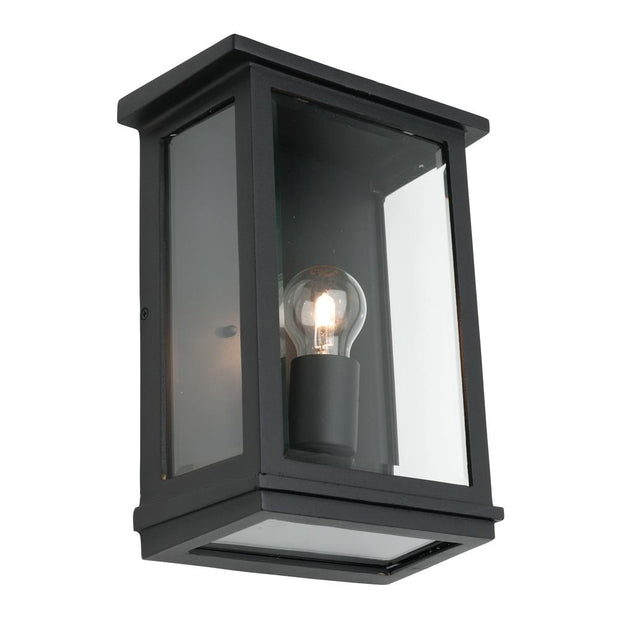 Madrid Exterior Wall Light Large - Black