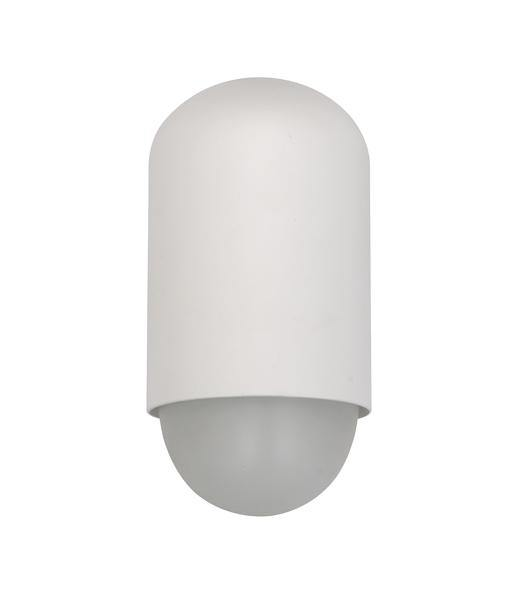Magnum Exterior Oval Wall Light - White
