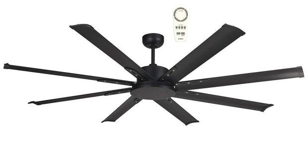Albatross 65 DC Ceiling Fan Black
