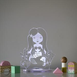 Mermaid Dream Night Light