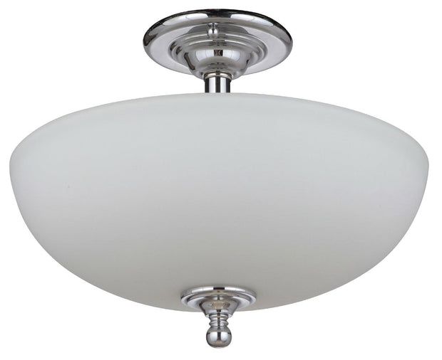 Nova CTC Close to Ceiling 3 Light Chrome - Lighting Superstore