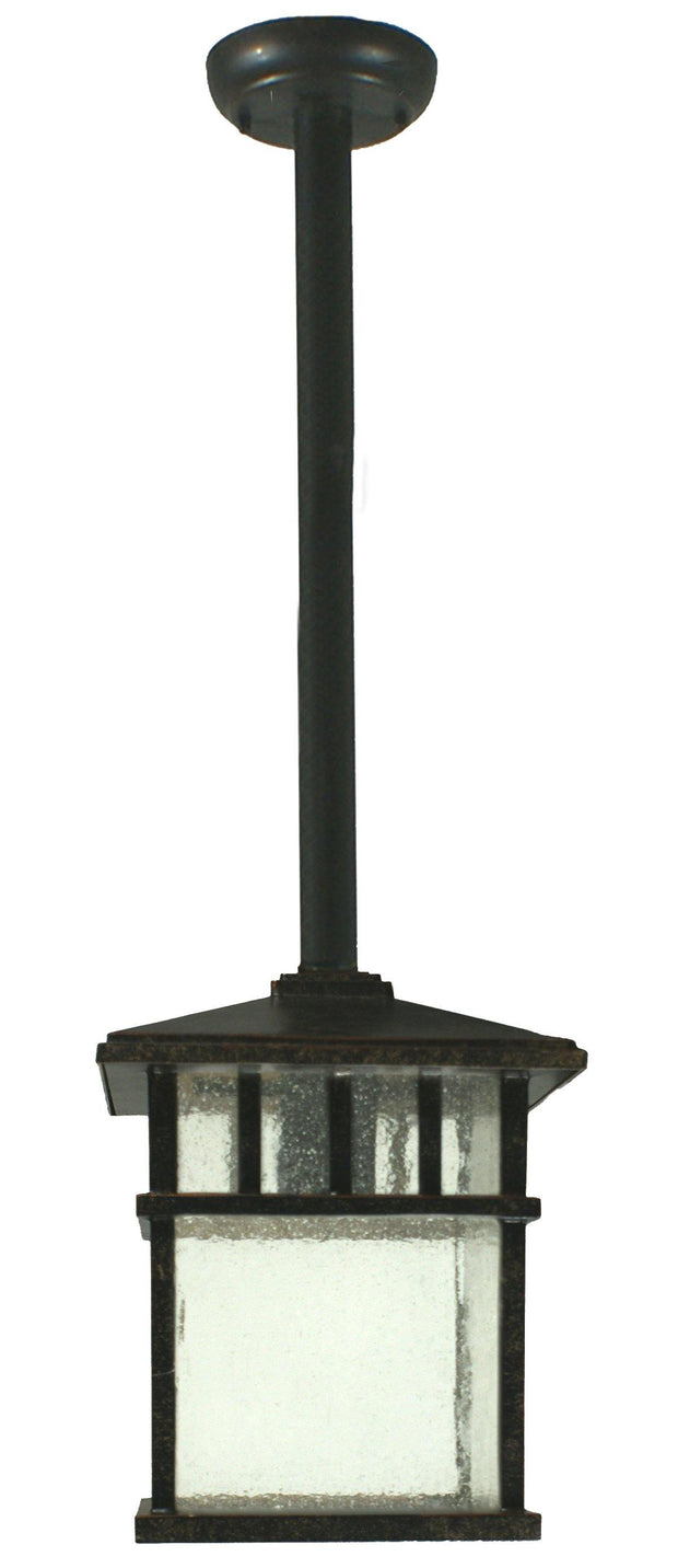 Parade Exterior Pendant Light