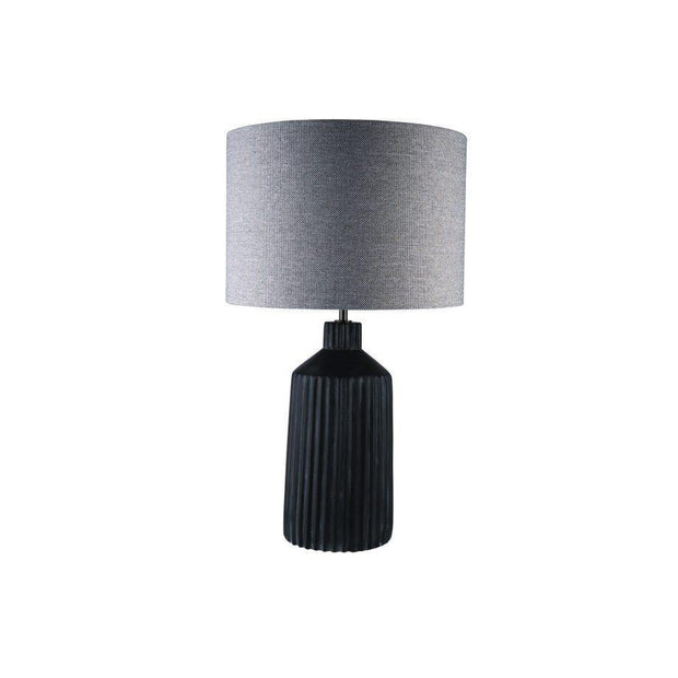 Paxton Table Lamp Grey