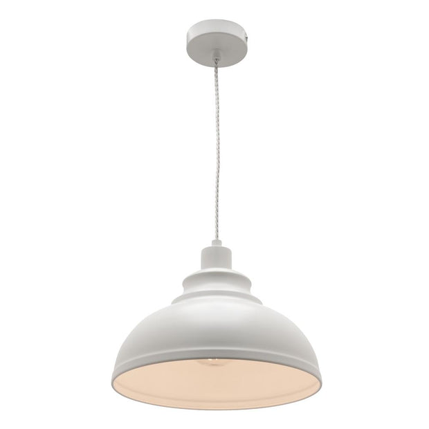 Risto Pendant Light - White