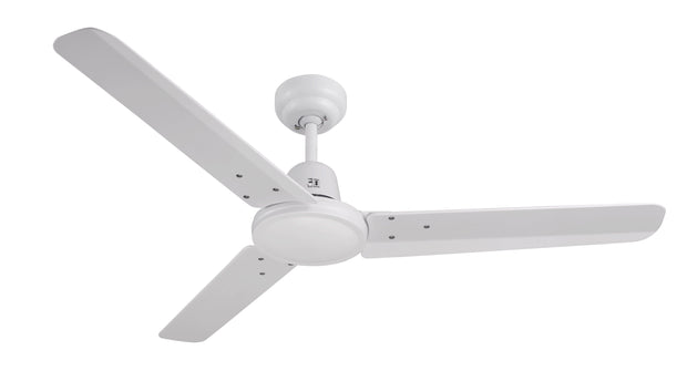 Roma 48 Ceiling Fan White - Lighting Superstore