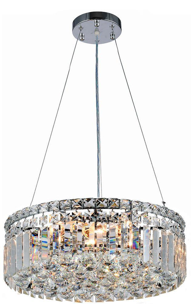 Rotondo 6 Light Pendant - Large - Lighting Superstore
