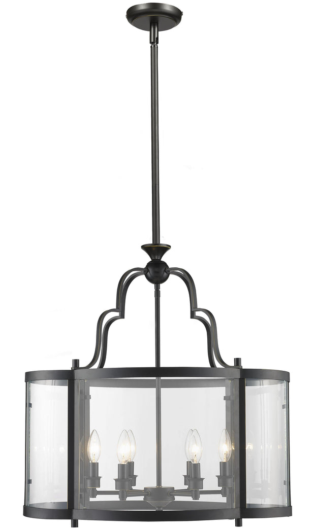Rutherford 6 Light Pendant - Large