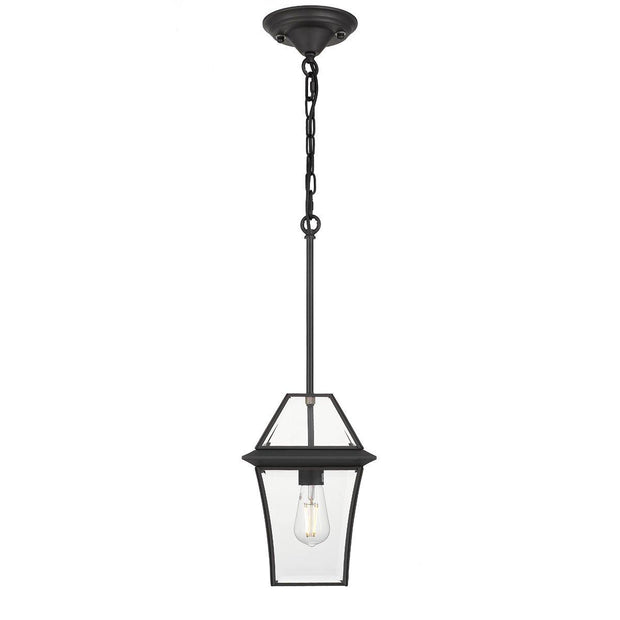 Rye 20 Black Small Pendant Light