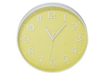 Bonnie Clock Yellow - Lighting Superstore