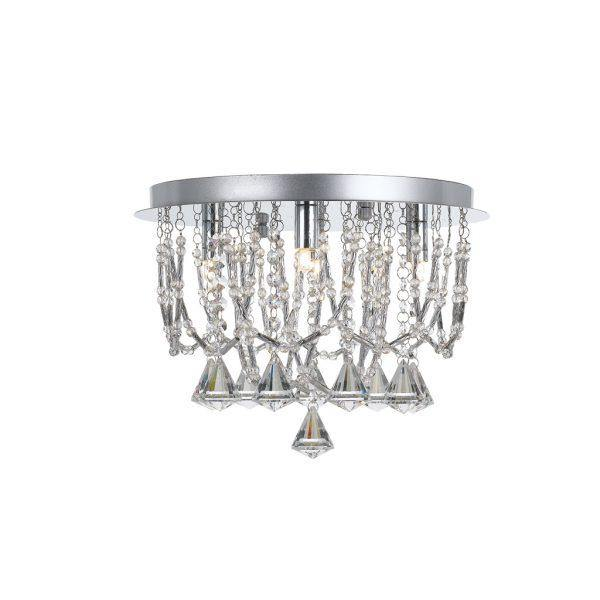 Sandro 5 Light Close to Ceiling - Lighting Superstore