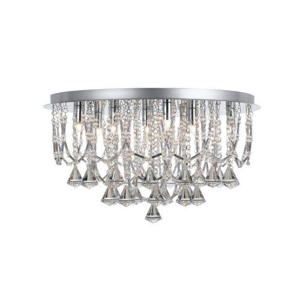 Sandro 9 Light Close to Ceiling - Lighting Superstore