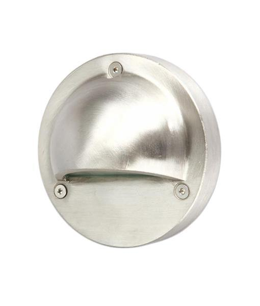 Ste1 Surface Mount Exterior Step Light - 316 Stainless Steel