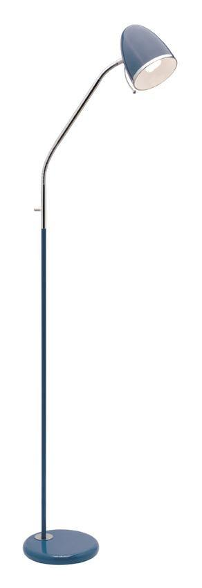 Sara Floor Lamp - Navy