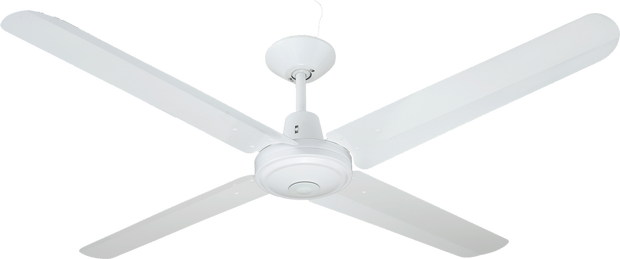 Typhoon 52 Ceiling Fan White