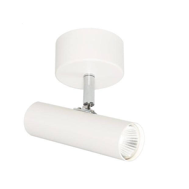 Vector LED Single Spotlight - White