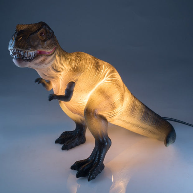 T-Rex Dinosaur Table Lamp