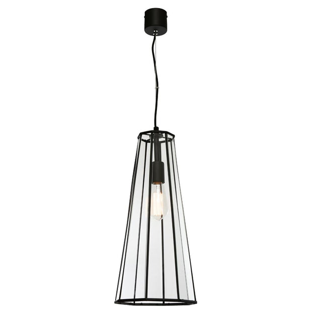 Zara Pendant Light Black
