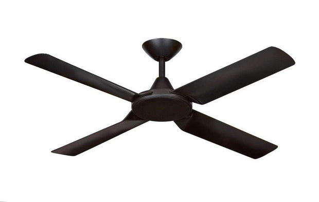 New Image 52 DC Ceiling Fan Black