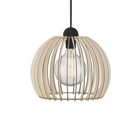 Chino 30 Pendant Light Brown - Lighting Superstore
