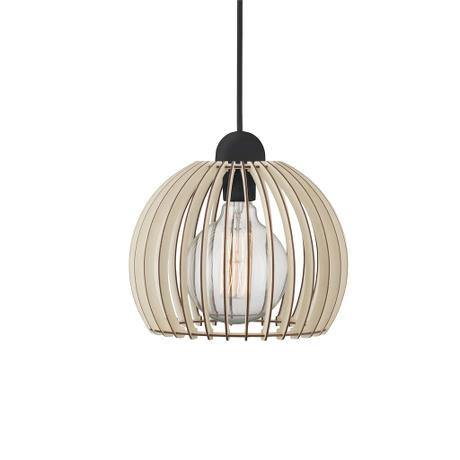 Chino 25 Pendant Light Brown - Lighting Superstore
