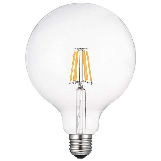 4w Edison Screw (ES) Dimmable LED Carbon Filament G125 - Lighting Superstore