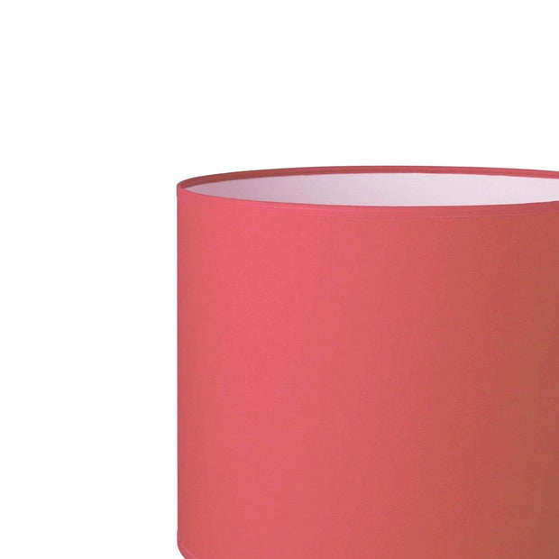14.14.8 Cylinder Lamp Shade - C1 Coral - Lighting Superstore