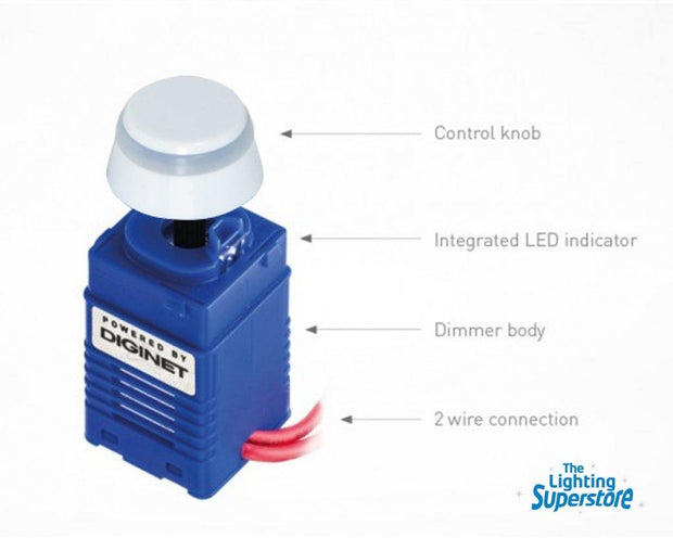 Dimpala Universal Dimmer - Lighting Superstore