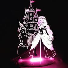 Princess Dream Night Light