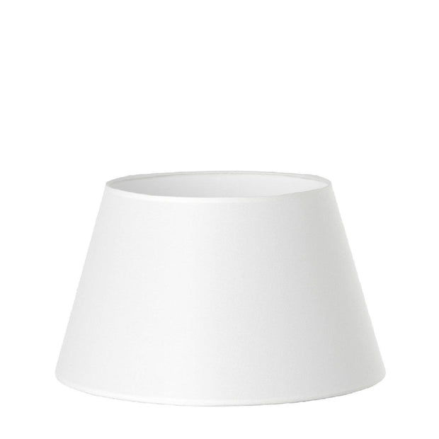 10.15.10 Tapered Lamp Shade - C1 White - Lighting Superstore