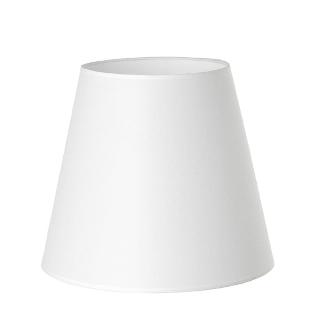 10.16.14 Tapered Lamp Shade - C2 Powder Blue
