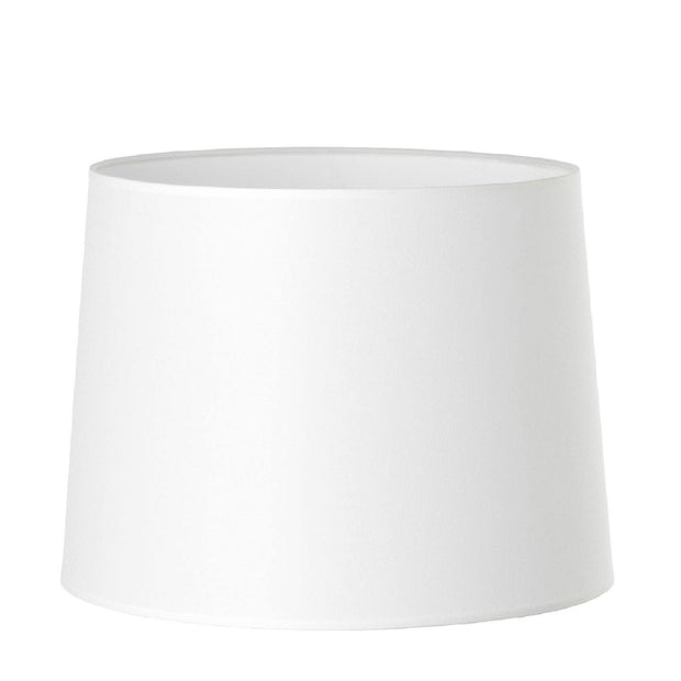 16.18.14 Tapered Lamp Shade - C1 White