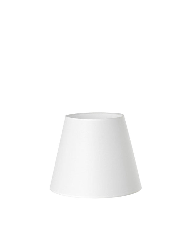 6.8.7 Tapered Lamp Shade - C1 Stone - Lighting Superstore