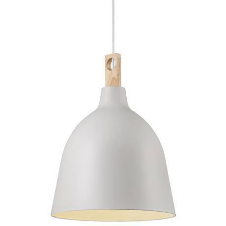Moku Pendant Light Grey - Lighting Superstore