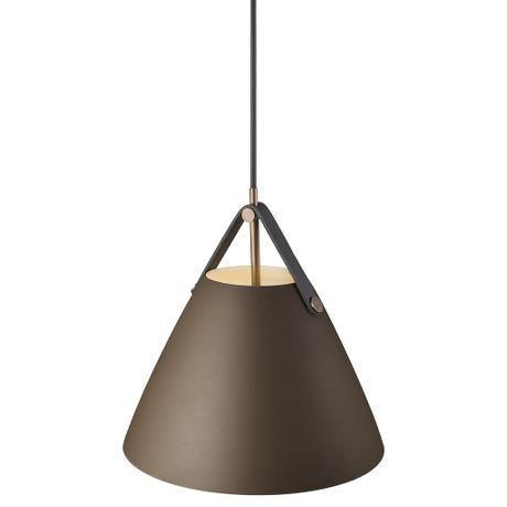 Strap 27 Pendant Light Beige - Lighting Superstore