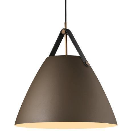 Strap 36 Pendant Light Beige - Lighting Superstore