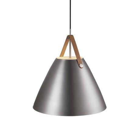 Strap 48 Pendant Light Brushed Steel - Lighting Superstore