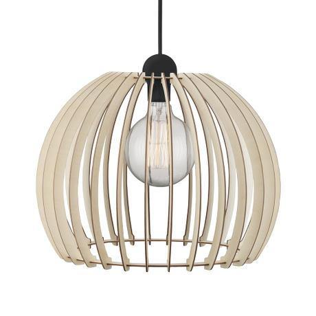 Chino 40 Pendant Light Brown - Lighting Superstore