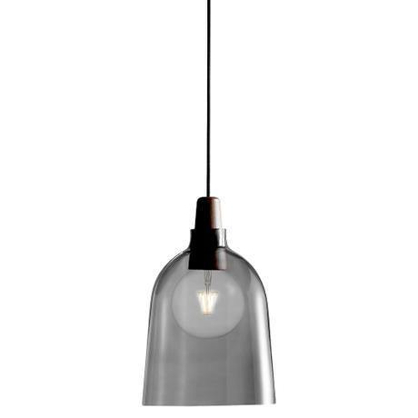 Karma 24 Pendant Light Smoke - Lighting Superstore