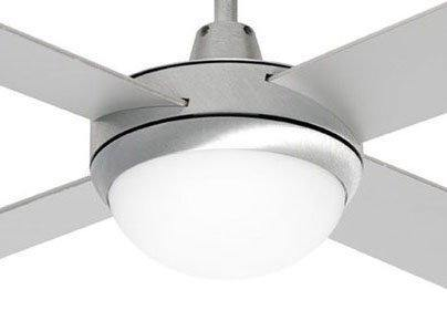 Intercept Fan Replacement Glass Deep - Lighting Superstore