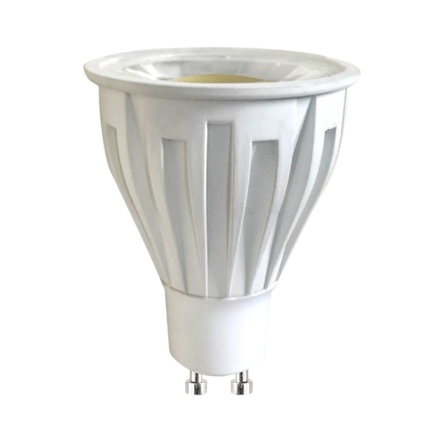 9w Dimmable LED GU10 Daylight 6000k - Lighting Superstore