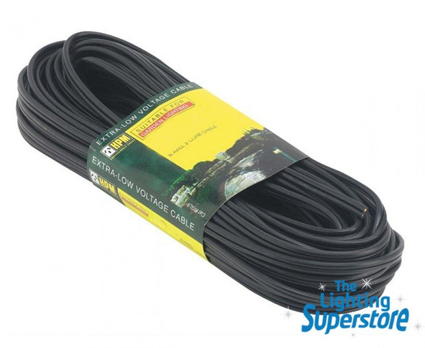 10m Garden Cable - Lighting Superstore