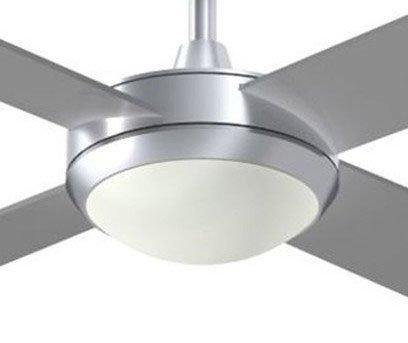 Intercept Fan Replacement Glass Thin - Lighting Superstore