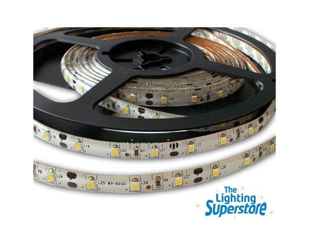 LED Strip Light - 4.8w Cool White Per Metre - Lighting Superstore