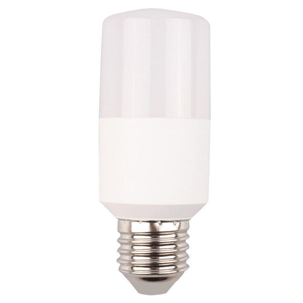 9w Dimmable Edison Screw (ES) LED Cool White Tubular