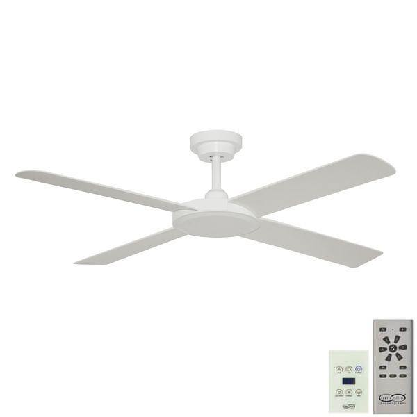 Pinnacle 52 DC Ceiling Fan White