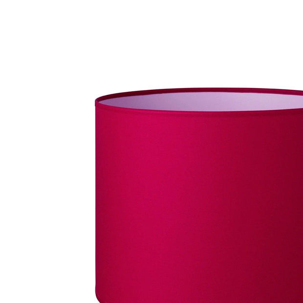 24.24.12 Cylinder Lamp Shade - C1 Pomegranate - Lighting Superstore