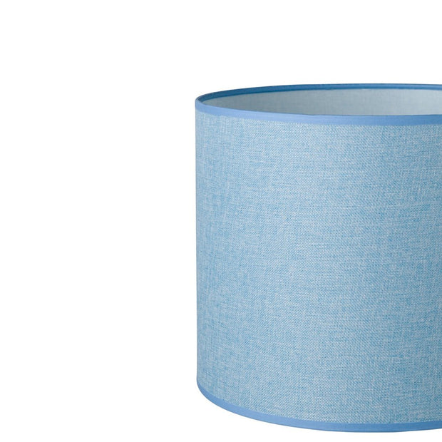 9.9.7 Cylinder Lamp Shade - C2 Powder Blue