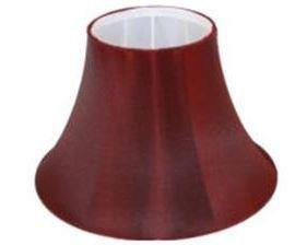 9.15.10 Bell Lamp Shade - Grey Hessian - Lighting Superstore