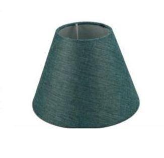 4.8.7 Tapered Lamp Shade - Charcoal Cotton